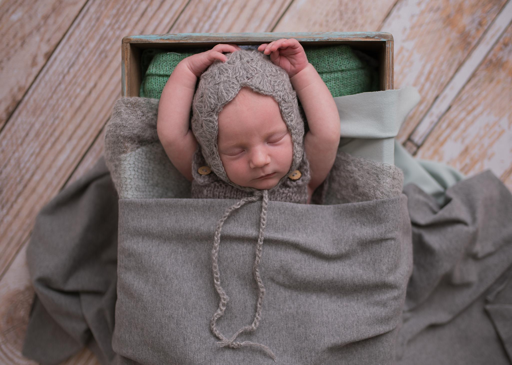 Nyfödd – bild 5